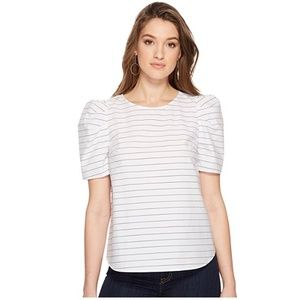 1 STATE | Puff Sleeve Top